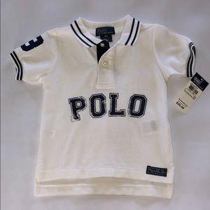 Polo Ralph Lauren Baby Boy Polo Shirt 18M
